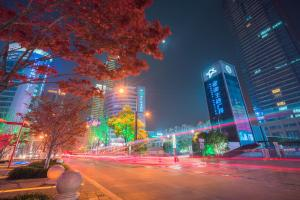 The Pushi Global 188 Serviced Apartment, Apartmány  Suzhou - big - 57