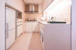 The Pushi Global 188 Serviced Apartment, Apartmány  Suzhou - big - 19