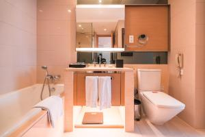 The Pushi Global 188 Serviced Apartment, Apartmány  Suzhou - big - 23