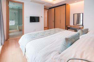 The Pushi Global 188 Serviced Apartment, Apartmány  Suzhou - big - 12