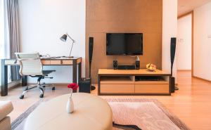 The Pushi Global 188 Serviced Apartment, Apartmány  Suzhou - big - 4