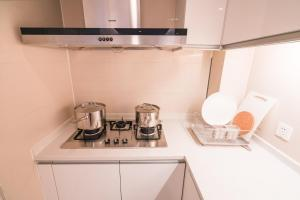 The Pushi Global 188 Serviced Apartment, Apartmány  Suzhou - big - 71