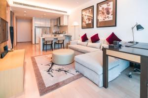 The Pushi Global 188 Serviced Apartment, Apartmány  Suzhou - big - 73
