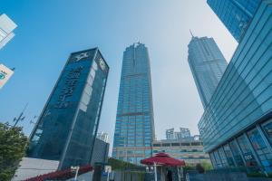 The Pushi Global 188 Serviced Apartment, Apartmány  Suzhou - big - 76