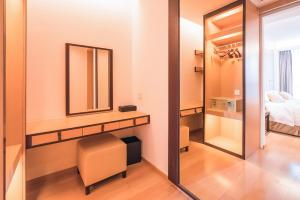 The Pushi Global 188 Serviced Apartment, Apartmány  Suzhou - big - 21