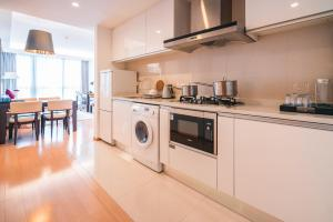 The Pushi Global 188 Serviced Apartment, Apartmány  Suzhou - big - 7