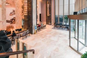 The Pushi Global 188 Serviced Apartment, Appartamenti  Suzhou - big - 78
