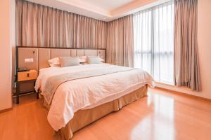 The Pushi Global 188 Serviced Apartment, Apartmány  Suzhou - big - 13