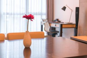 The Pushi Global 188 Serviced Apartment, Apartmány  Suzhou - big - 2