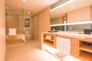 The Pushi Global 188 Serviced Apartment, Apartmány  Suzhou - big - 20