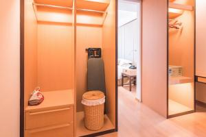 The Pushi Global 188 Serviced Apartment, Apartmány  Suzhou - big - 87