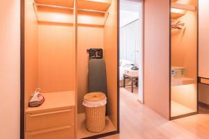The Pushi Global 188 Serviced Apartment, Appartamenti  Suzhou - big - 84
