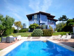Casa Azul, Vily  Begur - big - 1
