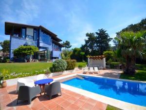 Casa Azul, Vily  Begur - big - 23