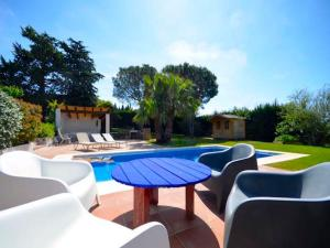 Casa Azul, Vily  Begur - big - 20