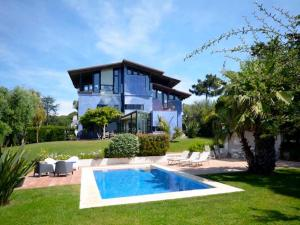 Casa Azul, Vily  Begur - big - 18