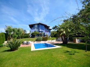 Casa Azul, Vily  Begur - big - 17