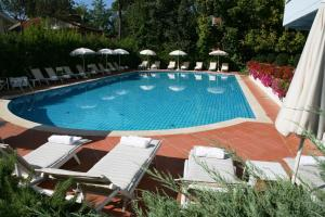 Hotel Michelangelo, Отели  Морской Милан - big - 52