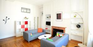 Appart' Vauban, Apartmány  Lyon - big - 6