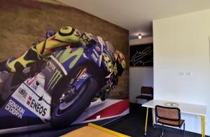 Rental rooms Antonella