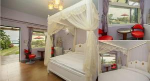 Hai Yang Fanglin Homestay, Ubytování v soukromí  Yanliau - big - 3