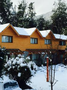 Encanto del Rio, Inns  Villa La Angostura - big - 128