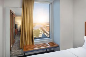 SpringHill Suites Indianapolis Downtown, Hotels  Indianapolis - big - 7
