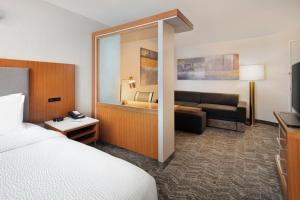 SpringHill Suites Indianapolis Downtown, Hotels  Indianapolis - big - 13