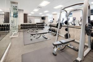 SpringHill Suites Indianapolis Downtown, Hotels  Indianapolis - big - 24