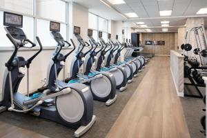 SpringHill Suites Indianapolis Downtown, Hotels  Indianapolis - big - 22