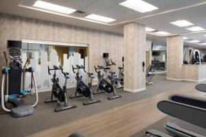 SpringHill Suites Indianapolis Downtown, Hotels  Indianapolis - big - 21