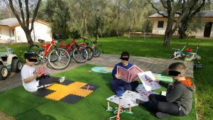 Green Park Hotel & Residence, Residence  Bagnara Calabra - big - 13
