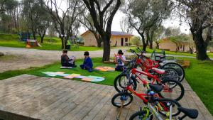 Green Park Hotel & Residence, Residence  Bagnara Calabra - big - 30