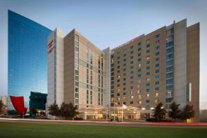 SpringHill Suites Indianapolis Downtown, Hotels  Indianapolis - big - 15