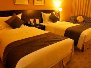 Jinan Xuefu Hotel, Отели  Цзинань - big - 21