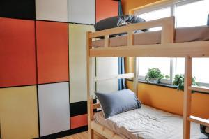 Sweet Orange Loft, Хостелы  Пекин - big - 7