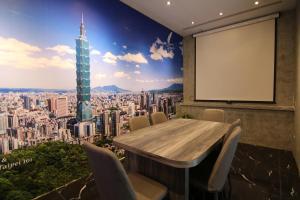 Diary of Taipei Hotel - Main Station, Hotels  Taipeh - big - 59