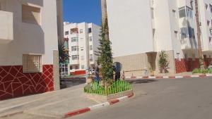 Suite Apartment Fawzi, Appartamenti  Agadir - big - 2