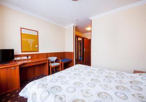 Hotel Yacht Club Noviy Bereg, Üdülőtelepek  Boltyino - big - 17