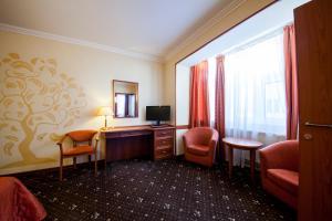 Hotel Yacht Club Noviy Bereg, Üdülőtelepek  Boltyino - big - 20