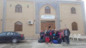 Islambek Hotel, Szállodák  Khiva - big - 1