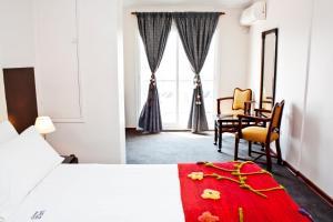 El Hostal del Abuelo, Hotely  Termas de Río Hondo - big - 31