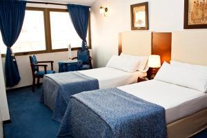 El Hostal del Abuelo, Hotely  Termas de Río Hondo - big - 9
