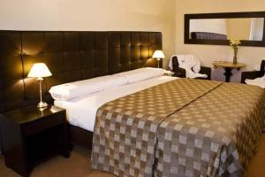 El Hostal del Abuelo, Hotely  Termas de Río Hondo - big - 12