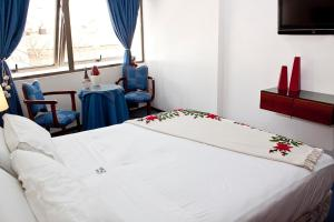 El Hostal del Abuelo, Hotely  Termas de Río Hondo - big - 13