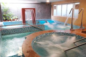 El Hostal del Abuelo, Hotely  Termas de Río Hondo - big - 16