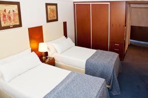 El Hostal del Abuelo, Hotely  Termas de Río Hondo - big - 11