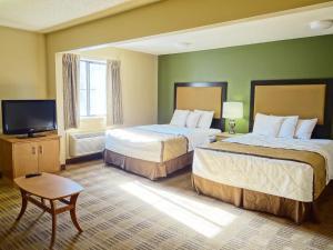 豪华一室公寓 - 带2张双人床 - 禁烟