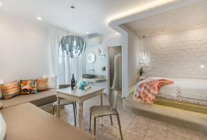 Spiros, Aparthotely  Naxos Chora - big - 56