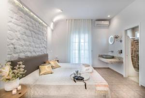 Spiros, Apartmanhotelek  Náxosz - big - 57